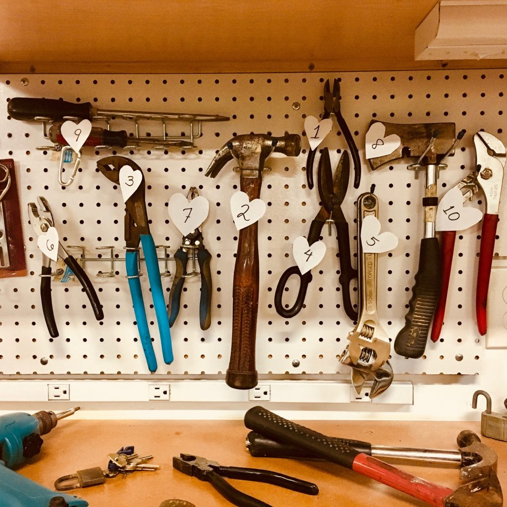 Enduring Collections - Garage Tools